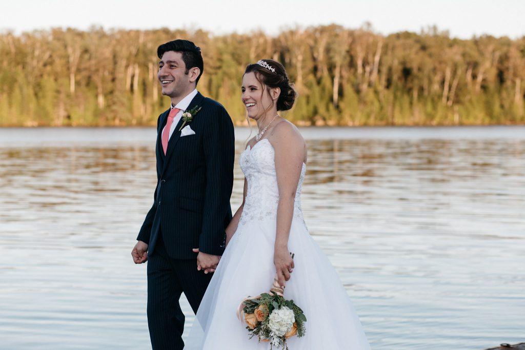 Weekend-Long wedding at Auberge Lac-à-l'Eau-Claire, Quebec