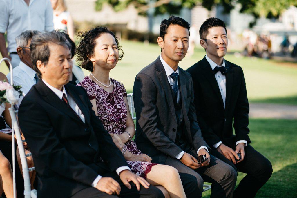 Family, Perth Kings Park Wedding