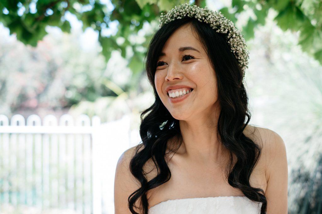 Bride, Perth Kings Park Wedding