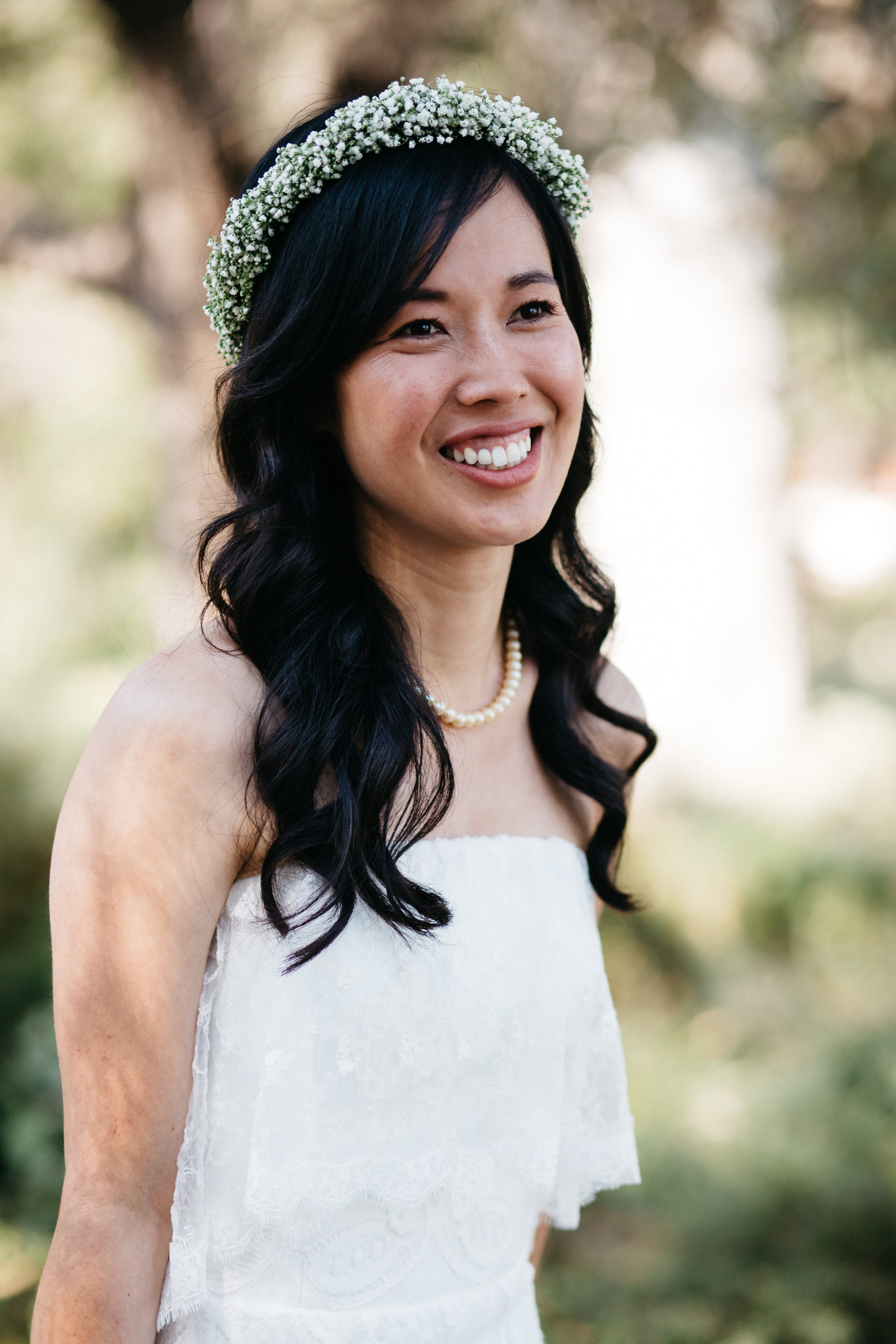 Bride portrait, Perth Kings Park Wedding