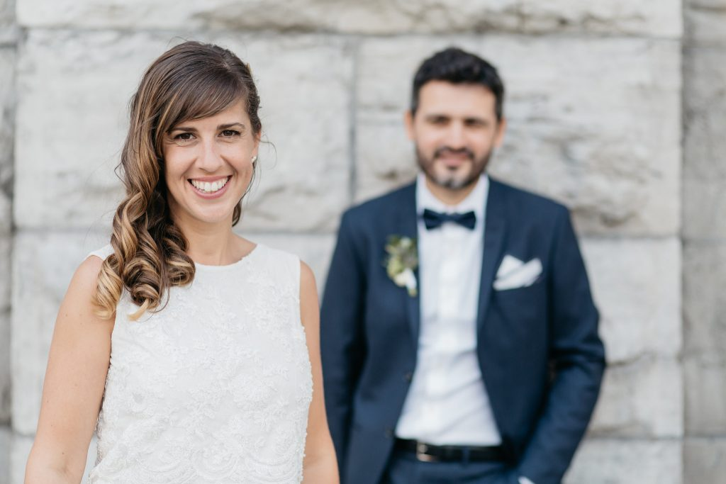 Soupesoup wedding, Montreal's Old Port