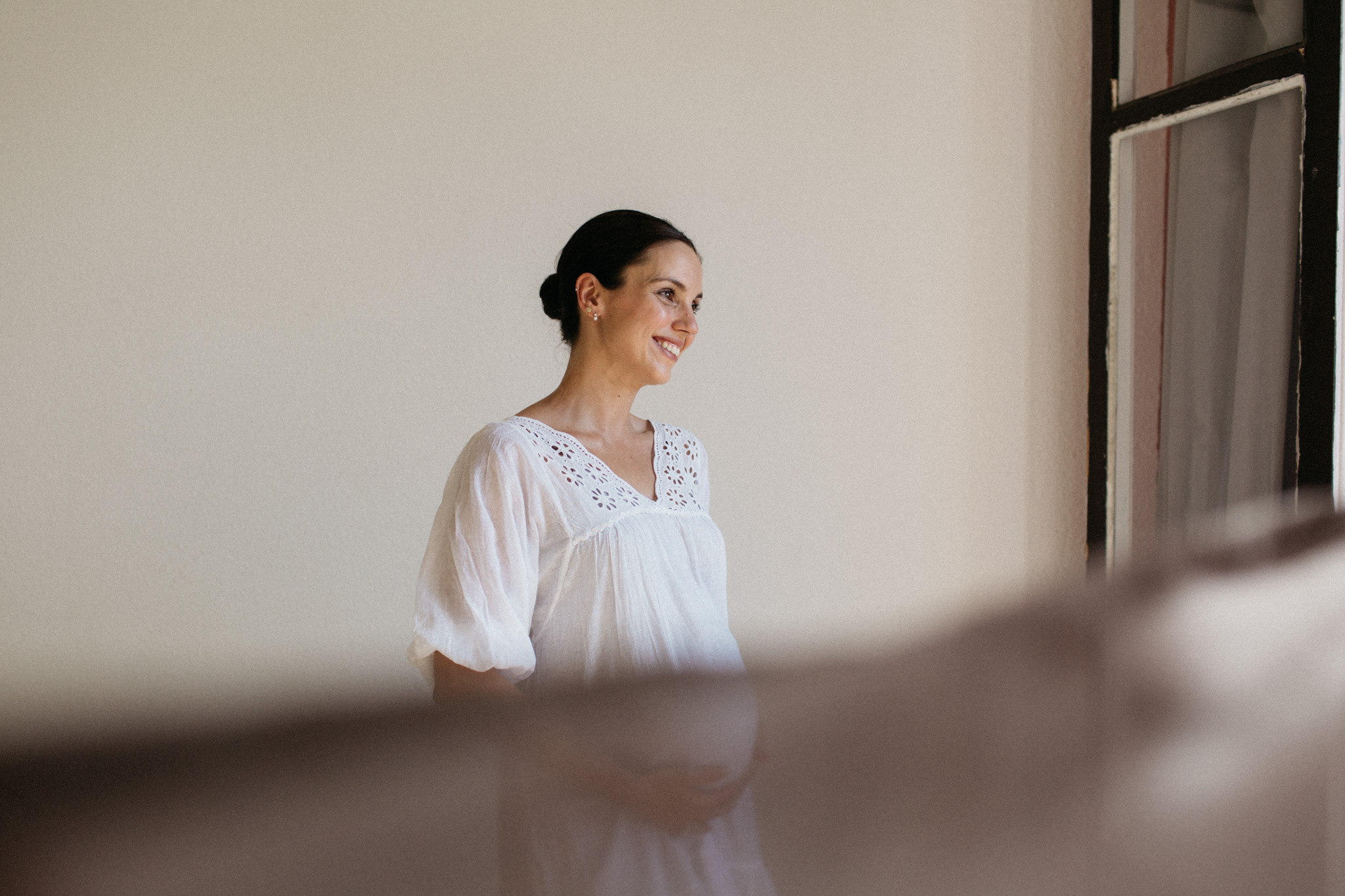 Barcelona maternity session